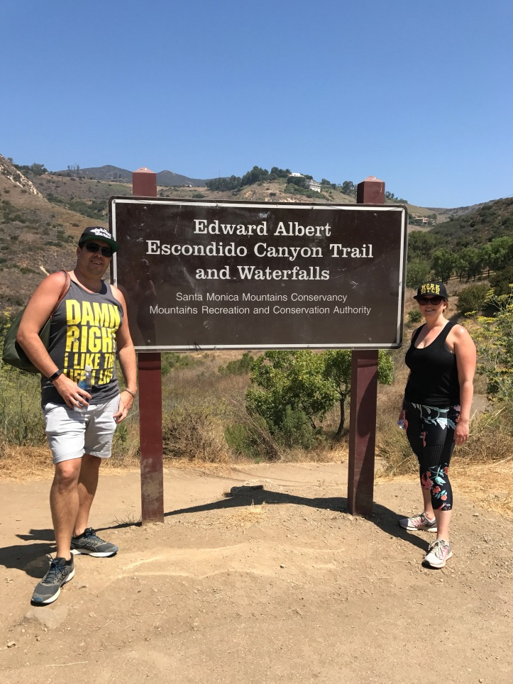 Escondido Trail