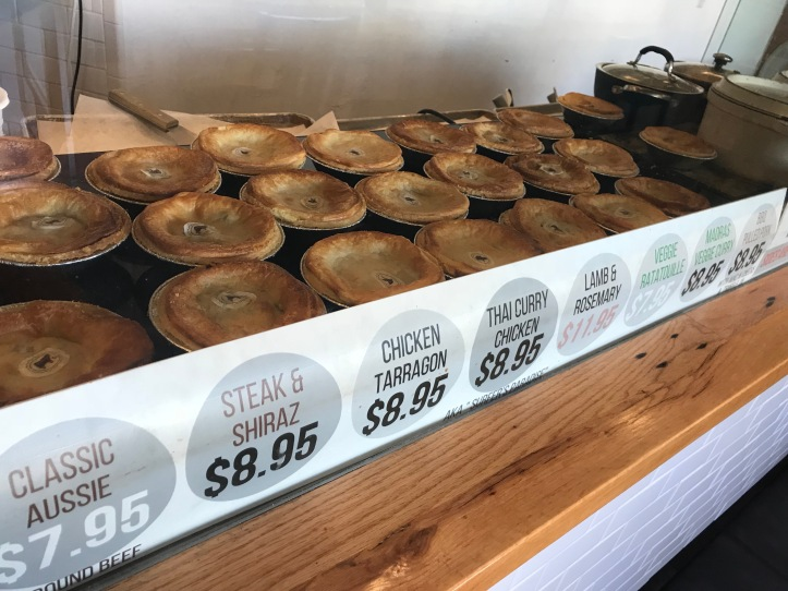Fork-in Pies pie selection