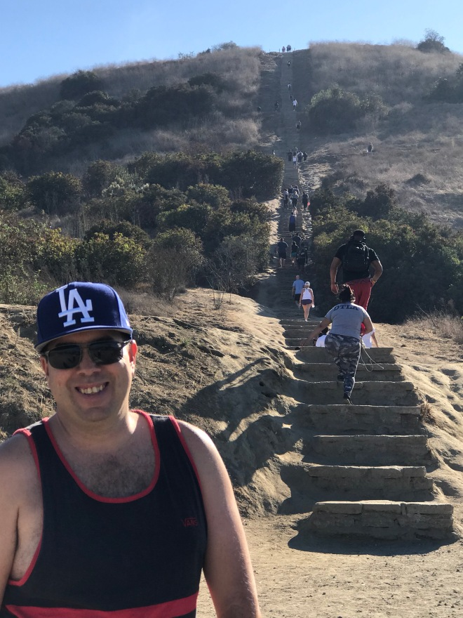 Culver City stairs hike